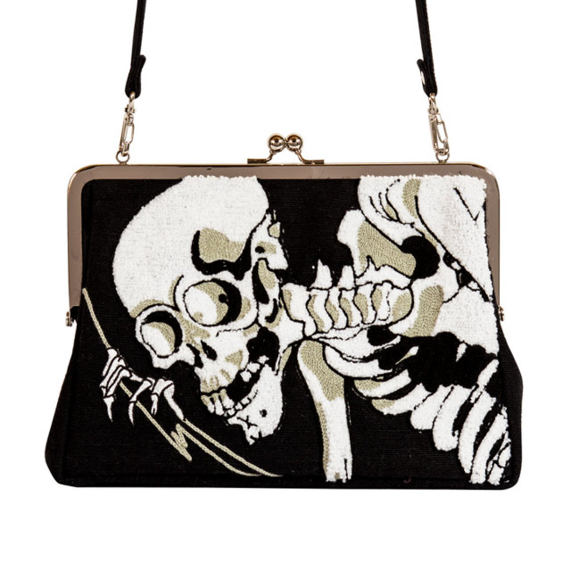 KY80-804/Clutch bag/Takiyasha The Witch And The Skeleton Spectre