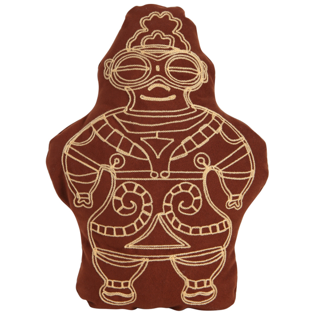 KY84-497/ぬいぐるみ/遮光器土偶