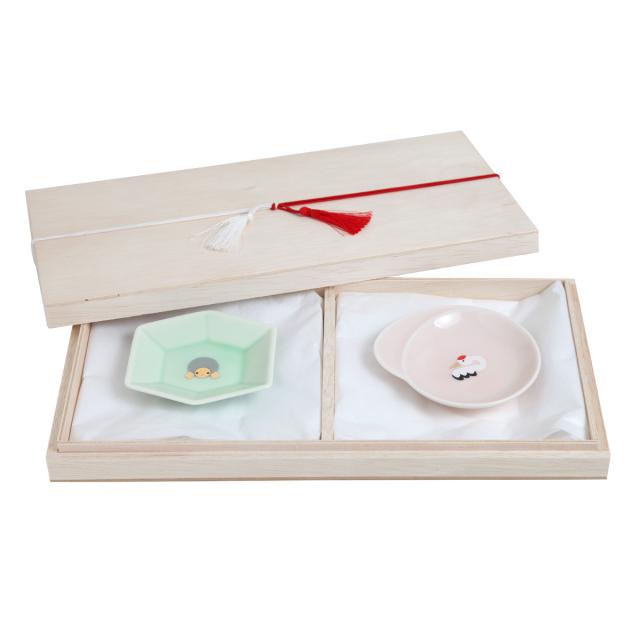 KY86-12/Tiny Plate/Set of 2 Plates