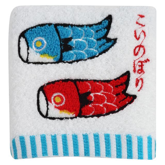 KY95-423/ハンドタオル/鯉のぼり
