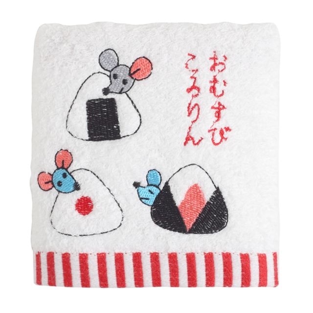 KY95-460/Hand Towel/The Rolling Rice Balls