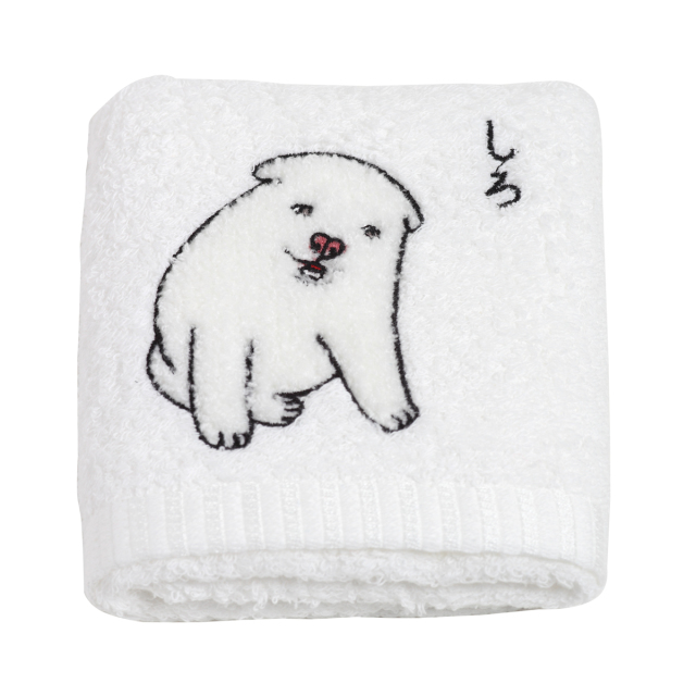 KY95-848/Hand Towel/Shiro