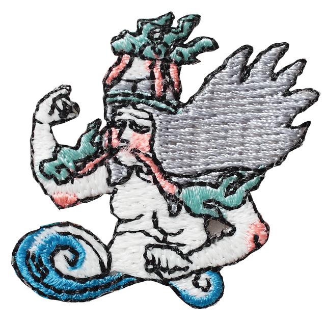 KYWS-166/ワッペン/橋姫/はしひめ/【DM便可】