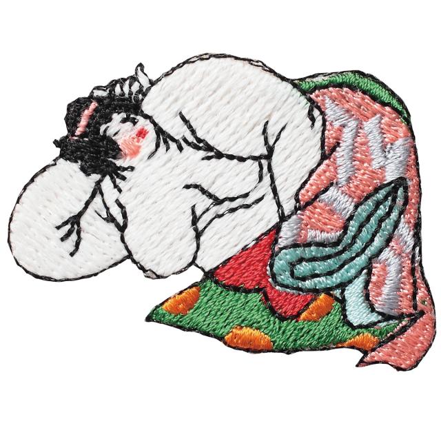 KYWS-188/ワッペン/寝肥/ねぶとり/【DM便可】