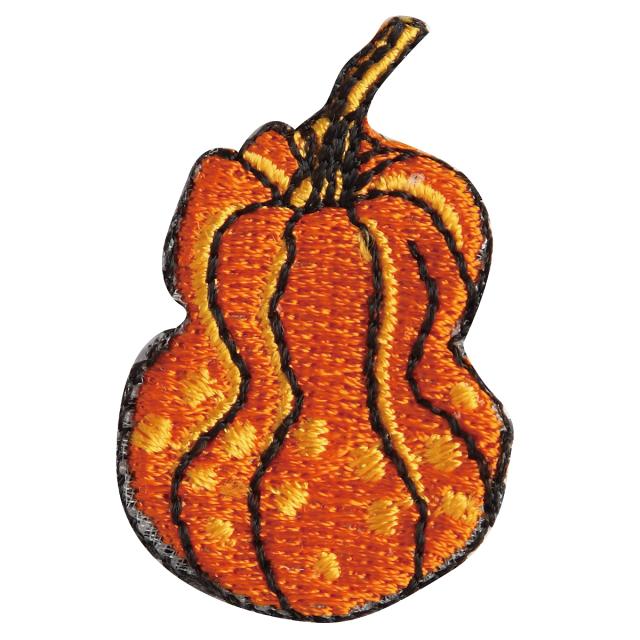 KYWS-414/ワッペン/鹿ヶ谷南瓜/ししがたにかぼちゃ/【ゆうパケット可】