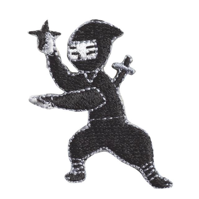 KYWS-763/ワッペン/金遁の術/きんとんのじゅつ/【ゆうパケット可】