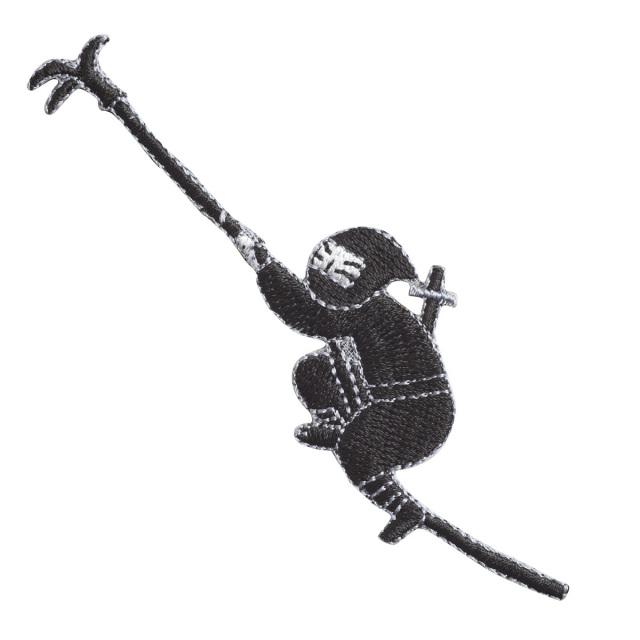 KYWS-765/ワッペン/木遁の術/もくとんのじゅつ/【ゆうパケット可】