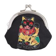 KY70-923/ミニがま口/招き猫3