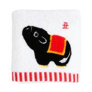 KY95-874/ハンドタオル/丑