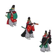 KYWS-069/ワッペン/雅楽(龍笛、鳳笙、篳篥)/【DM便可】