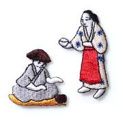 KYWS-073/ワッペン/物乞と女将/【ゆうパケット可】