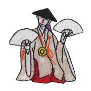 KYWS-849/ワッペン/祇園祭歌舞伎踊り/【DM便可】