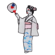 KYWS-852/ワッペン/祇園祭コンチキ音頭/【ゆうパケット可】