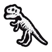 KYWS-1010/ワッペン/ティラノザウルス骨格