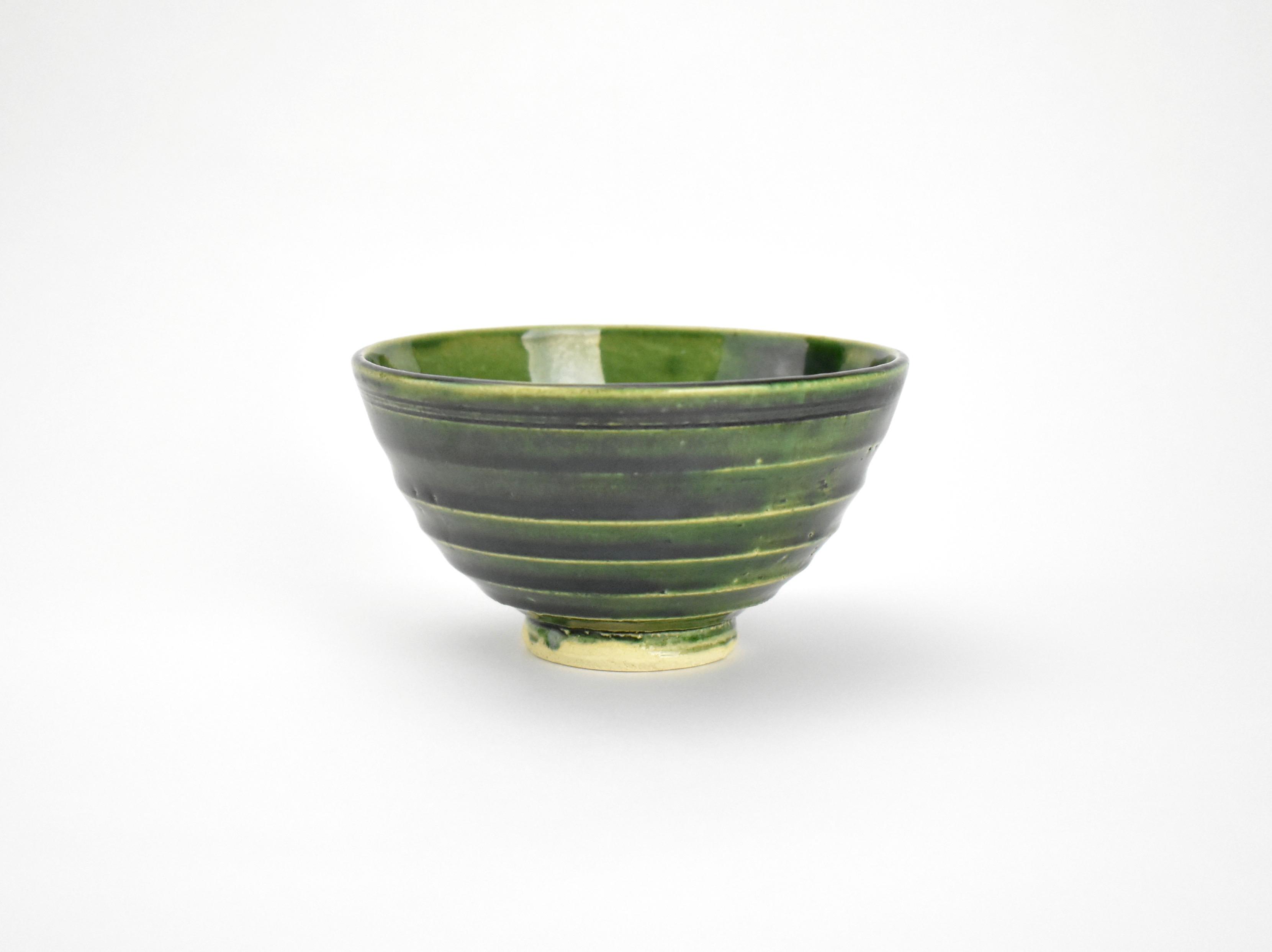 織部茶碗B