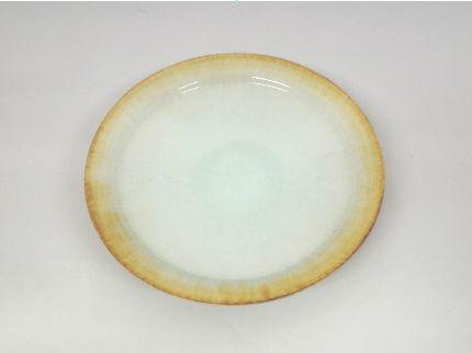 灰釉皿(鉄)