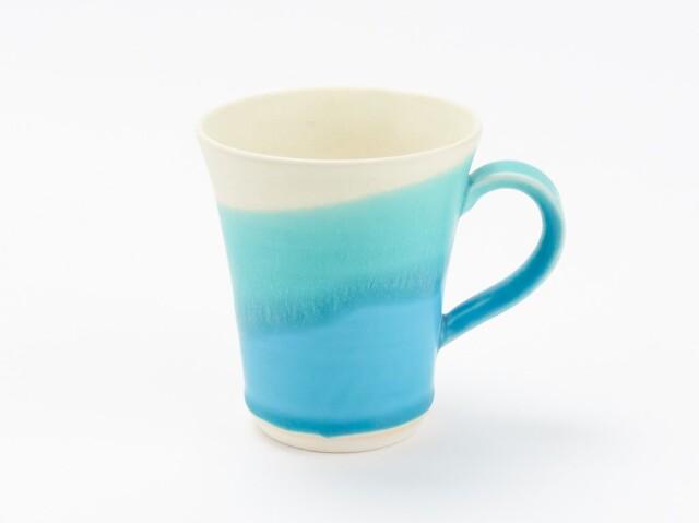 蒼×白 掛分マグカップ