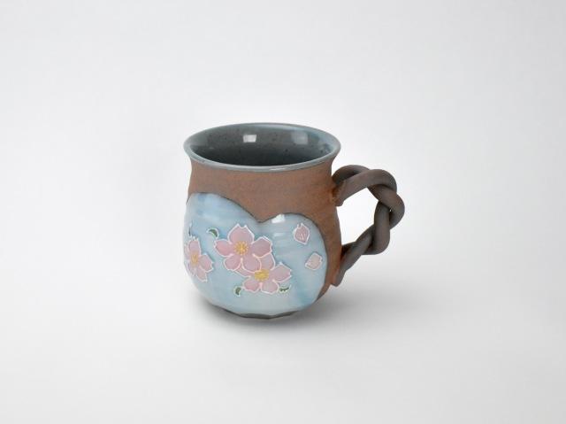イッチン桜 マグカップ