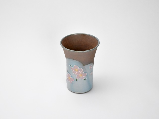 イッチン桜 ビアカップ