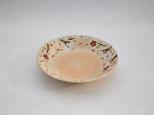 桜 八寸皿