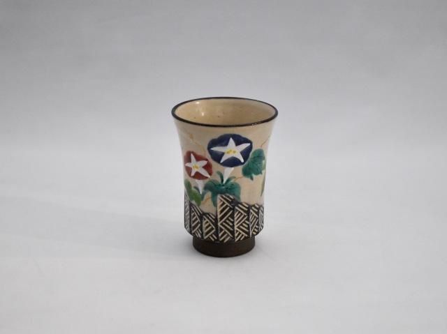 三島 朝顔フリーカップ