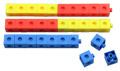 【教材 算数】カラフルマスキューブ