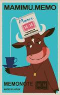 【おもしろ雑貨 メモ】 MAMIMU.MEMO ヨーロピアンビンテージ051