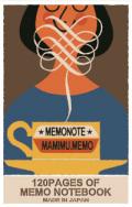 【おもしろ雑貨 メモ】 MAMIMU.MEMO ヨーロピアンビンテージ057