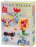 【教材 知育玩具 遊び創意】 ブロック ボックス112 パステル