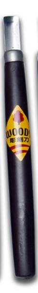 【学童用彫刻刀】 ウッディ彫刻刀 単品 浅丸9.0mm