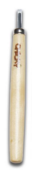 【学童用彫刻刀】 CHICKY彫刻刀 単品 平刀4.5mm