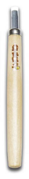 【学童用彫刻刀】 CHICKY彫刻刀 単品 平丸7.5mm
