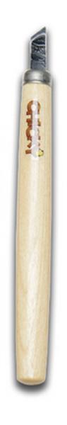 【学童用彫刻刀】 CHICKY彫刻刀 単品 印刀7.5mm
