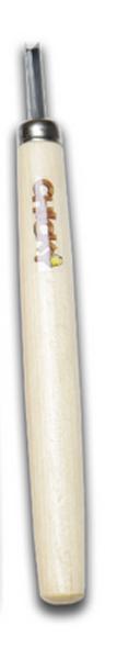 【学童用彫刻刀】 CHICKY彫刻刀 単品 三角刀3.0mm