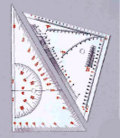 航海用三角定規