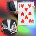 【マジック 手品用品】 マンモス・カードの復活(5枚入り)