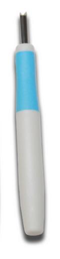 【学童用彫刻刀】 TENTO彫刻刀 三角刀3mm