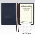 【アピカ】  CDノート ノートウェア A6サイズ用 ネイビー