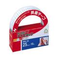 【のり・接着剤】 ナイスタック両面テープNW-25(25mm×10m)