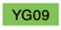 【美術 コミック用品】 コピックチャオ YG09 (lettuce green)