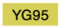 【美術 コミック用品】 コピックチャオ YG95 (pale olive)
