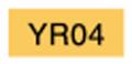 【美術 コミック用品】 コピックチャオ YR04 (chrome orange)