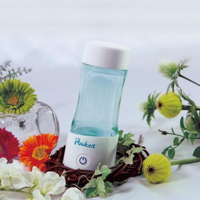 携帯水素水ボトル「ポケット(Pocket)」 水素水・水素吸入器の協和医療器 ONLINE SHOP