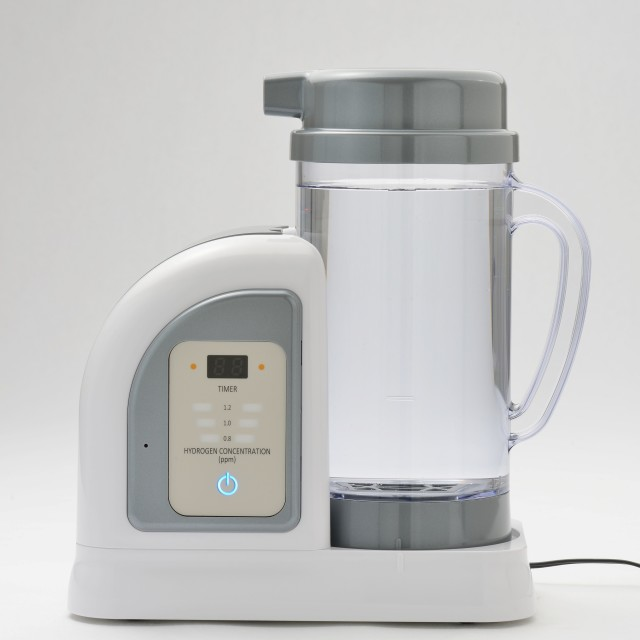 卓上型の水素水生成器 ルルドハイドロフィクス