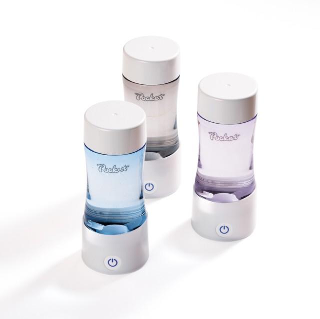 携帯用水素水ボトル Pocketプレミアム|水素水・水素吸入器の協和医療器 ONLINE SHOP