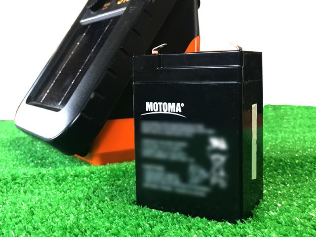 S10・S16用密閉型バッテリー