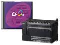 オムロンPLC(CP1E-E40DR)とプログラミングツールCX-One Lite