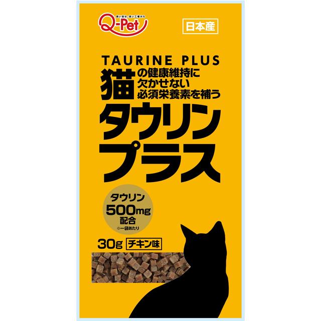 タウリンプラスチキン味30g