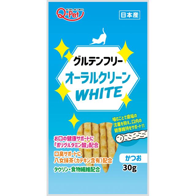 オーラルクリーンホワイト30g