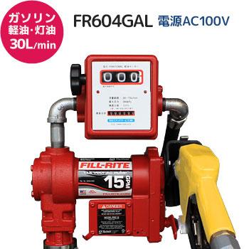 電動ポンプFR604GALメイン